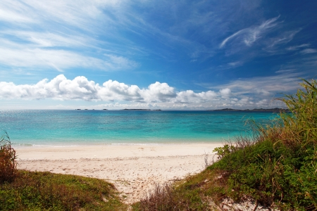 Beautiful subtropical Okinawa Stock Photo - 17693902