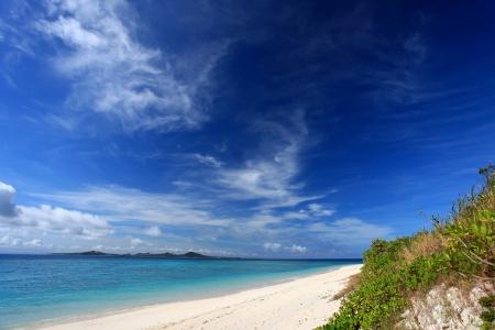 Beautiful subtropical Okinawa Stock Photo - 17763700