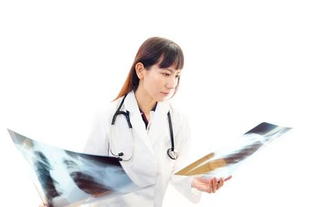 earnest: Doctor en una expresi�n seria