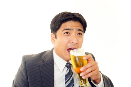 salaried: The businessman who enjoys beer