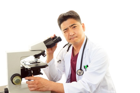 cytology: The doctor who does micrography