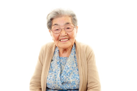 frailty: The old woman who relaxes
