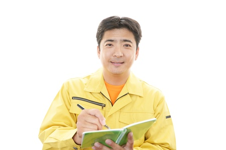 salaried: Worker of the smile