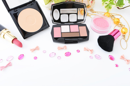 Cosmetics image Stock Photo - 25031413