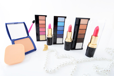 Cosmetics image Stock Photo - 25278987