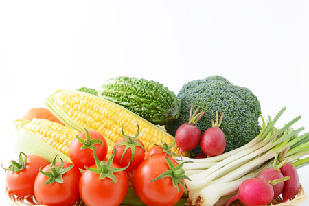 Fresh vegetables Stock Photo - 25604503