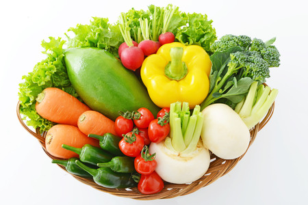 Fresh vegetables Stock Photo - 26267714