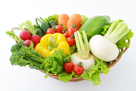 Fresh vegetables Stock Photo - 26267727
