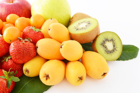 Fresh fruits photo