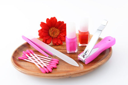 Nail care tools photo