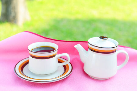 coffee time: caff� tempo