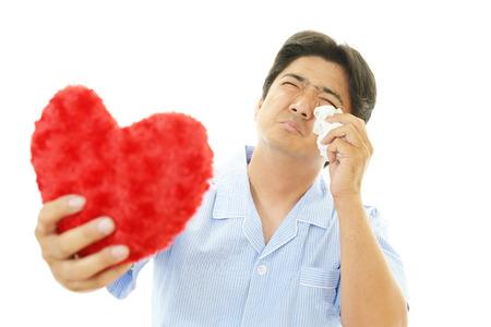 heart break: Heart break man