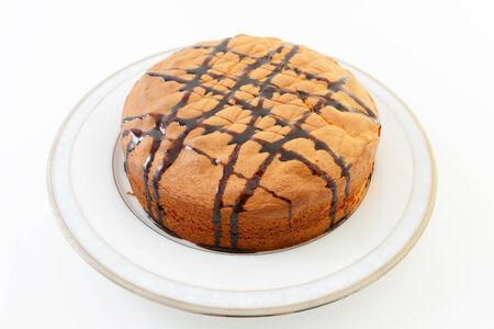 Delicious cake photo