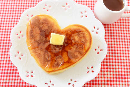 Fluffy and Delicious Pancakes photo