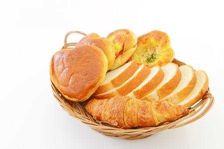 Fresh breads photo