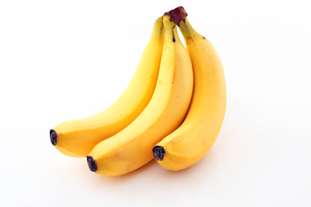 Fresh bananas Standard-Bild