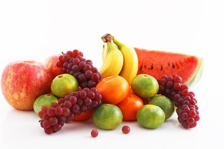 Fresh fruits 免版税图像