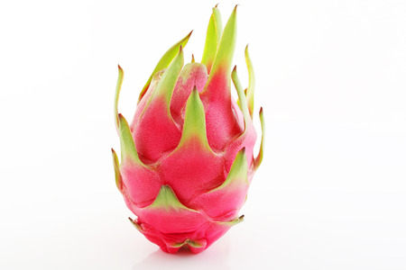 Fresh dragon fruit 免版税图像