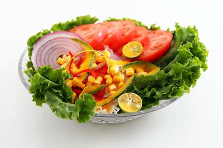 Fresh salad 版權商用圖片