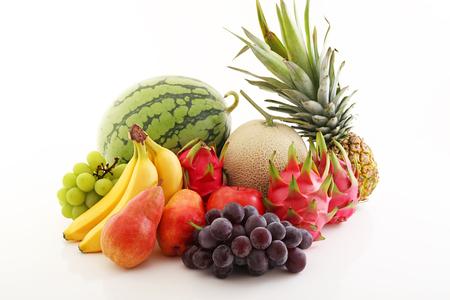 Fresh fruits 版權商用圖片