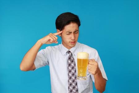 borracho: Retrato de un hombre borracho