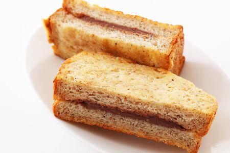 jelly sandwich: Jelly sandwich