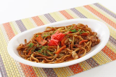 Japanese cuisine-Yakisoba