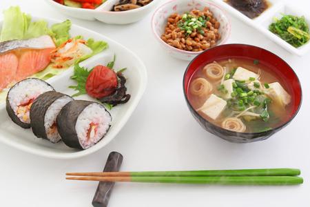Cuisine japonaise Banque d'images