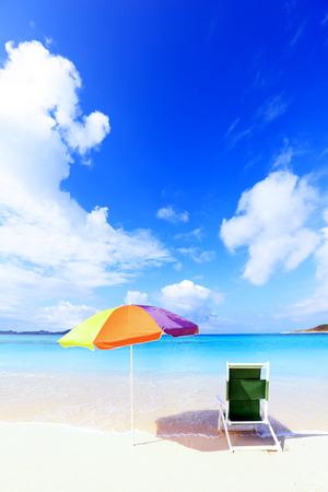 okinawa: Beautiful beach in Okinawa
