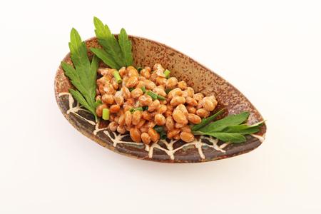 発酵大豆 写真素材 - 57805521