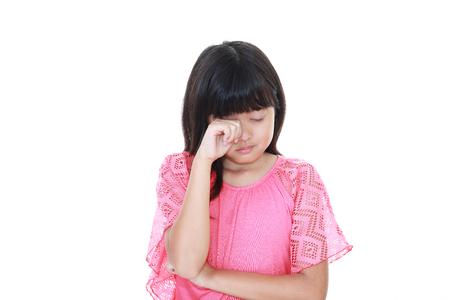 crying kid: Crying girl
