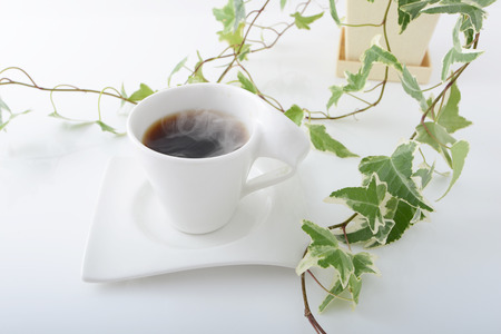 decaf: coffee time Stock Photo