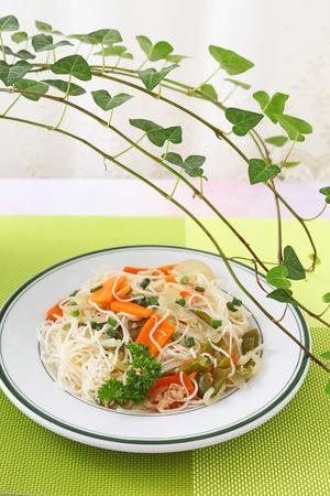asian flavors: Cuisine-Somin Okinawa chanpuru