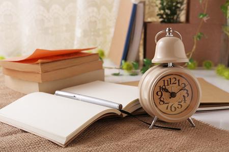 necessities: Alarm clock