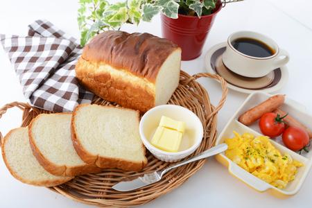 decaf: Delicious breakfast