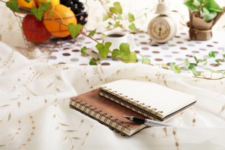 日本: ノートとペン