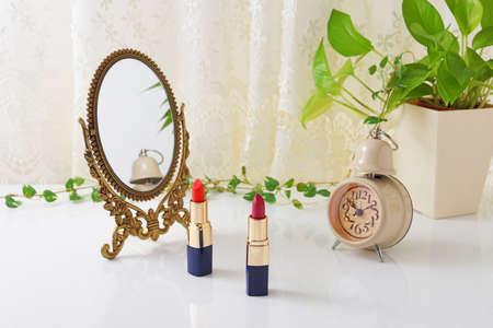 日本: Cosmetics image 写真素材