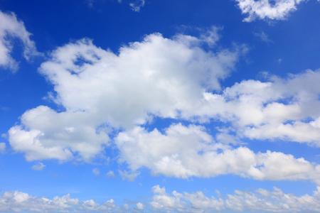 thunderhead: Blue sky and cloud