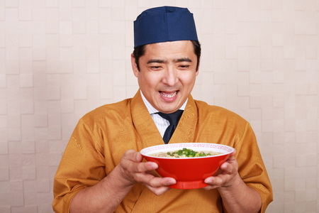 liveliness: Noodle chef