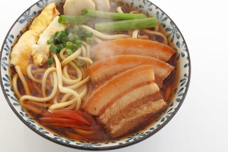 Okinawan cuisine, Okinawa soba