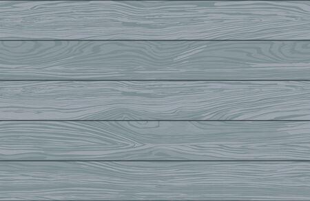 Wood texture. Natural blue gray wooden background Vektorgrafik
