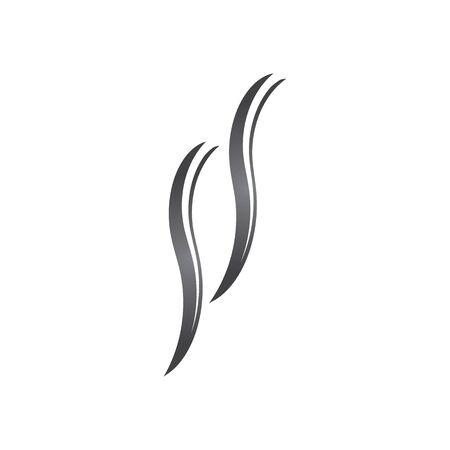 hair logo and symbol design vector template Logo