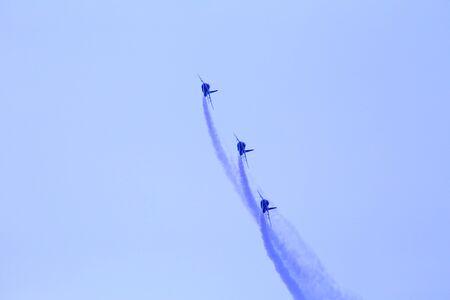 Impulse formation flying
