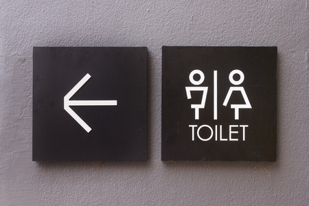 toilet sign: toilet signs