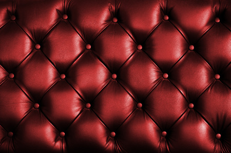 metalic texture: Leather texture of chair back