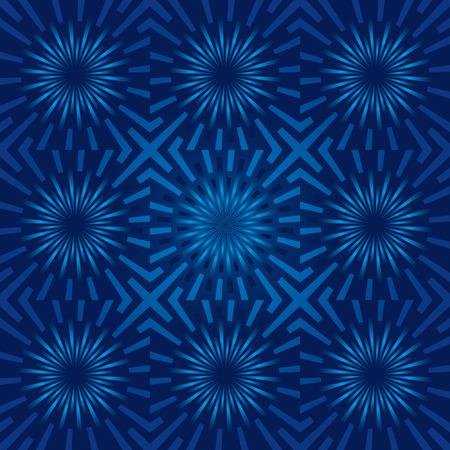 seamless gothic wallpaper Stock Vector - 8438419