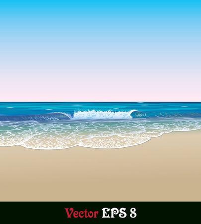 sea beach eps 8