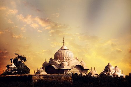 dome of hindu temple: Indian background