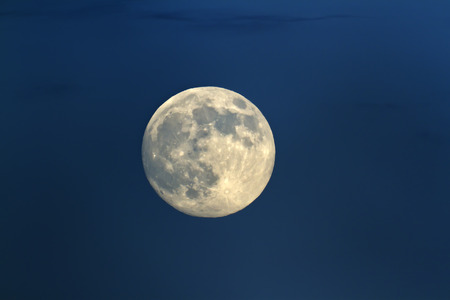 full moon in Thailand photo