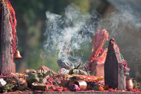 hinduist: Place of hinduist worship, Thakurdwara, Nepal
